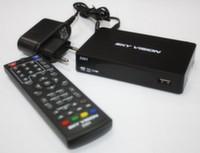 Поступление ресиверов Sky Vision Т2201 HD DVB-Т2